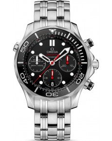 OMEGA SEAMASTER DIVER 300M CO‑AXIAL CHRONOGRAPH 44 MM 212.30.44.50.01.001