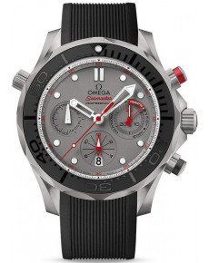 OMEGA SEAMASTER DIVER 300M CO‑AXIAL CHRONOGRAPH 44 MM 212.92.44.50.99.001