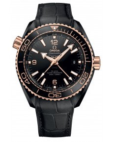 OMEGA CO‑AXIAL MASTER CHRONOMETER GMT 45,5 MM 215.63.46.22.01.001