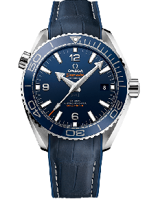 OMEGA SEAMASTER PLANET OCEAN 600M OMEGA CO‑AXIAL MASTER CHRONOMETER 43,5 MM 215.33.44.21.03.001
