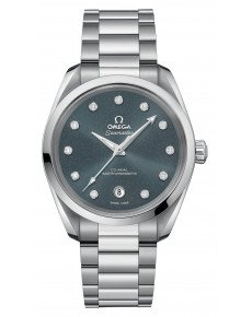 OMEGA CO‑AXIAL MASTER CHRONOMETER LADIES' 38 MM 220.10.38.20.53.001