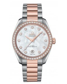 OMEGA CO‑AXIAL MASTER CHRONOMETER LADIES' 38 MM 220.25.38.20.55.001