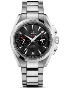 OMEGA CO-AXIAL GMT CHRONOGRAPH 43 MM 231.10.43.52.06.001