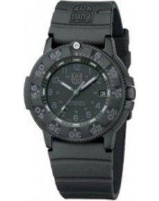 Мужские часы LUMINOX 3001 BLACKOUT