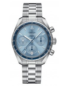OMEGA SPEEDMASTER CO‑AXIAL CHRONOGRAPH 38 MM 324.30.38.50.03.001