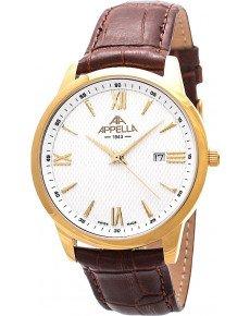 Мужские часы APPELLA A-4375-1011