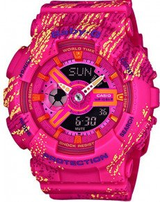 Женские часы CASIO BA-110TX-4AER