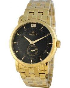Мужские часы APPELLA A-4155-1004