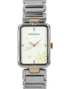 Женские часы ROMANSON RM0356LG WH