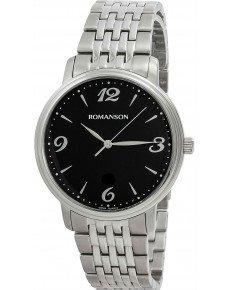 Женские часы ROMANSON TM4259LWH BK