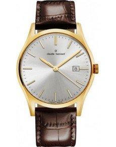 Мужские часы CLAUDE BERNARD 53003 37J AID
