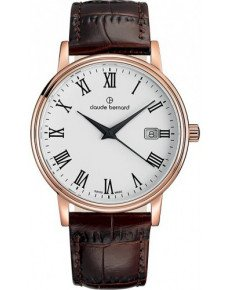 Мужские часы CLAUDE BERNARD 53007 37R BR
