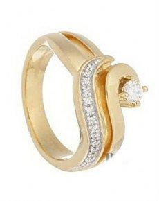 Женское кольцо Pierre Cardin PCRG-90182.B