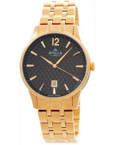 Мужские часы APPELLA A-4363-1004