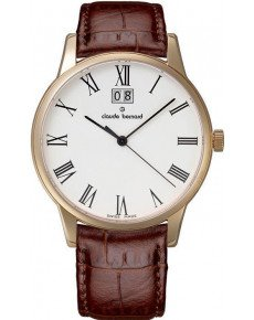 Мужские часы CLAUDE BERNARD 63003 37R BR