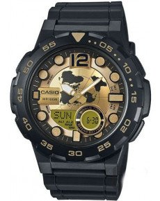 Мужские часы CASIO AEQ-100BW-9AVEF