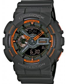 Мужские часы CASIO G-Shock GA-110TS-1A4ER