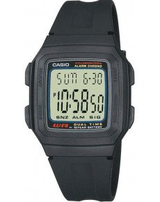 Мужские часы Casio F-201W-1AEF