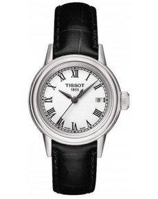 Женские часы TISSOT T-Classic Carson T085.210.16.013.00
