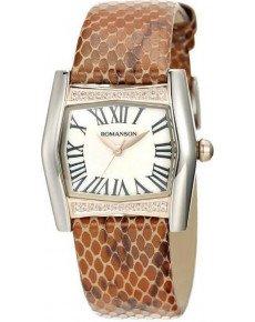 Женские часы ROMANSON RL2623QLR2T WH