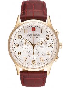 Мужские часы SWISS MILITARY HANOWA 06-4187.02.001