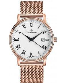 Мужские часы CLAUDE BERNARD 53007 37RM BR