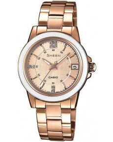 Женские часы CASIO SHE-4512PG-9AUER
