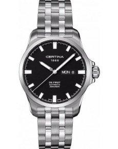 Мужские часы CERTINA C014.407.11.051.00