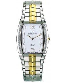 Женские часы ROMANSON EM1154QM2T WHITE