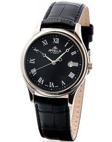 Мужские часы APPELLA A-4281-3014