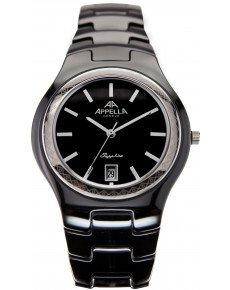 Мужские часы APPELLA A-4057-10004