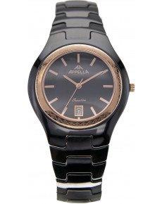 Мужские часы APPELLA A-4057-8004