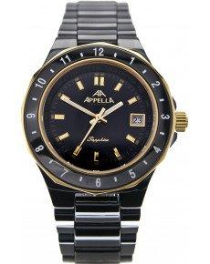 Мужские часы APPELLA A-4129-9004