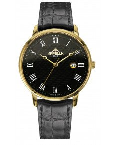 Мужские часы APPELLA A-4305-1014