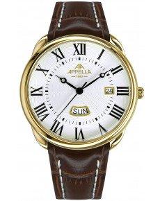 Мужские часы APPELLA A-4369-1011