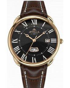 Мужские часы APPELLA A-4369-4014