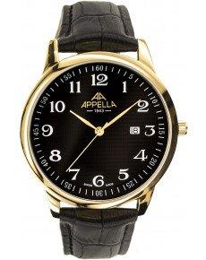 Мужские часы APPELLA A-4371-1014