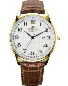 Мужские часы APPELLA A-4371-1011