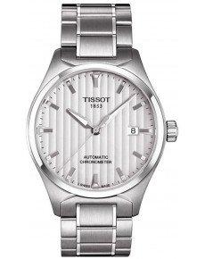 Мужские часы TISSOT T060.408.11.031.00 T-TEMPO