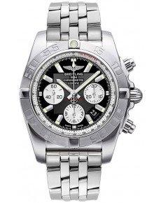 Мужские часы Breitling Chronomat 44 AB011011/B967/375A