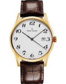 Мужские часы CLAUDE BERNARD 53003 37J BB