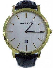 Мужские часы ROMANSON TL5507CXGD WH