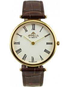 Мужские часы APPELLA AP.4399.01.0.1.01
