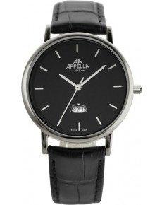 Мужские часы APPELLA AP.4403.03.0.1.04