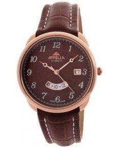 Мужские часы APPELLA A-4365-40115