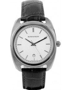 Мужские часы ROMANSON TL1269MWH WH