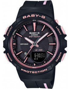 Женские часы CASIO BGS-100RT-1AER