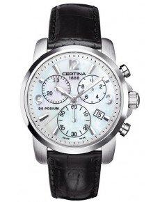 Женские часы Certina C001.217.16.117.01