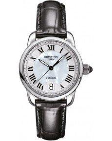 Женские часы CERTINA C025.210.16.118.00