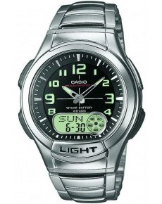 Мужские часы Casio AQ-180WD-1BVEF
